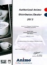 Animo - Authorized Distributor 2013