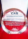 CAS - Authorized Distributorship 2010
